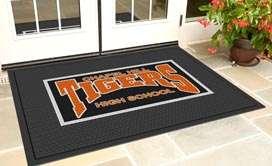 custom business mats _North Star Mats