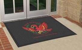 logo mats for businesses _ North Star Mat Services