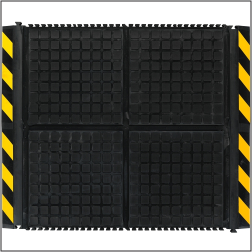 Linkable Yellow Middle North Star Mat